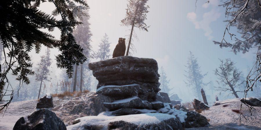 DRAGO entertainment prezentuje materiały z Winter Survival Simulator