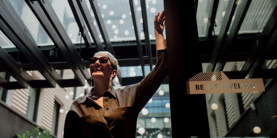 Victoria Iwanowska: Energia i pomysły płyną w świat