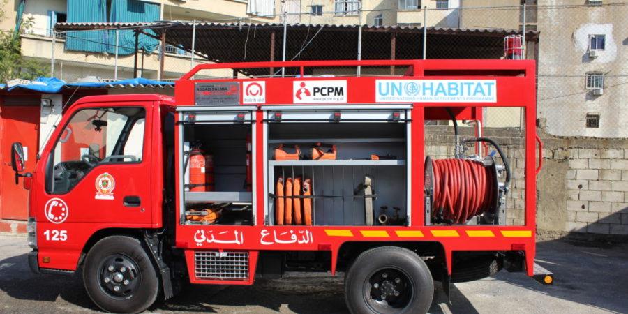Sprzęt od PCPM ratuje życie dzieci w Bejrucie