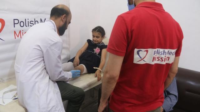 Podaruj protezy dzieciom z Syrii