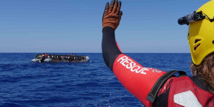 Na pomoc uchodźcom: Światowy Dzień Zapobiegania Utonięciom