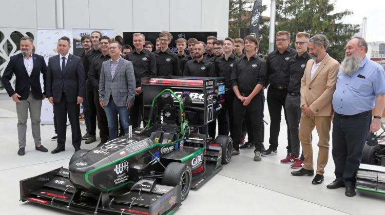 Studenci Politechniki Białostockiej skonstruowali kolejny bolid