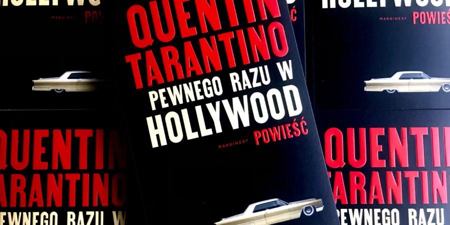 Quentin Tarantino napisał książkę! A my ją polecamy!